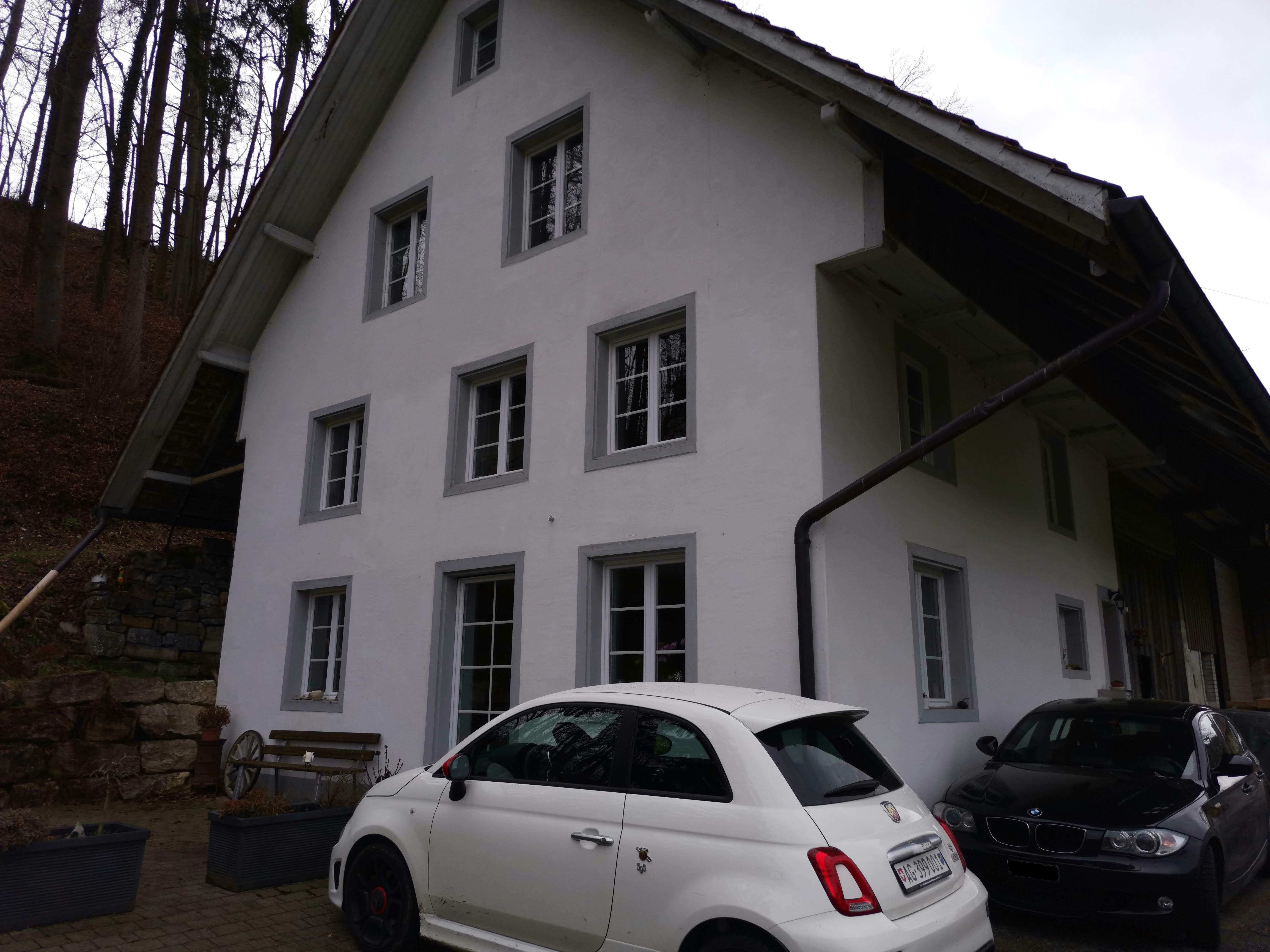 Bauernhaus auf dem Hauenstein
